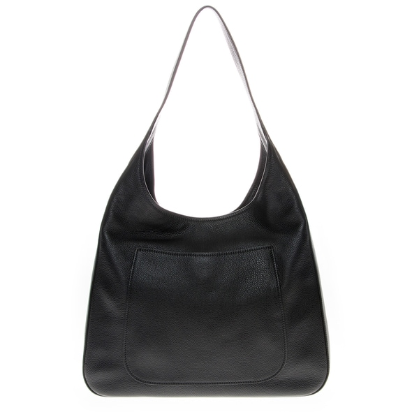 Prada Daino Leather Hobo Bag