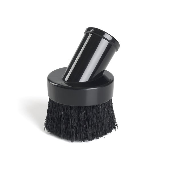 WORKSHOP Wet Dry Vacs WS12501A 1-1/4-inch Dusting Brush for Wet Dry Shop Vacuum