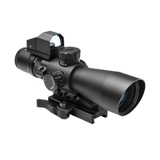 NcStar Ultimate Sighting Gen 2 3-9X42 P4 Sniper