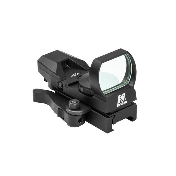 NcStar Rogue Reflex Sight/Blue Reticles/QR Mount/Black