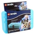 LEGO Transparent Light Blue Gaming Capsule