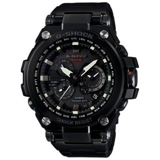Metal Twisted G-SHOCK MTGS1000BD-1A Men's Black Watch