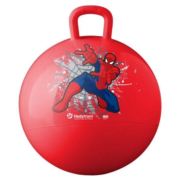 Hedstrom 15-inch Ultimate Spider Man Hopper