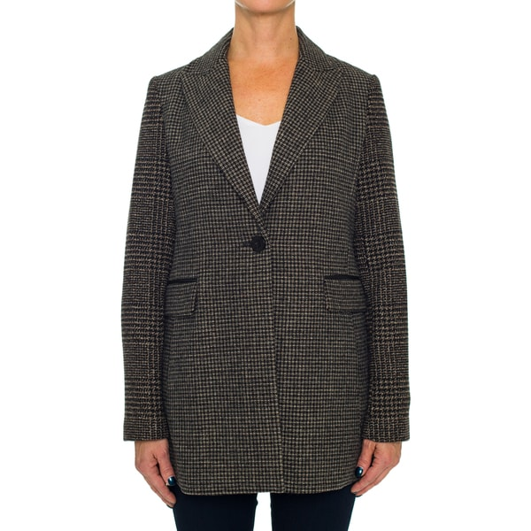 Laundry By Shelli Segal English Wool Coat