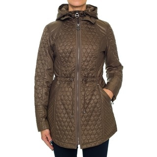 Laundry By Shelli Segal Quilted Puffer Jacket