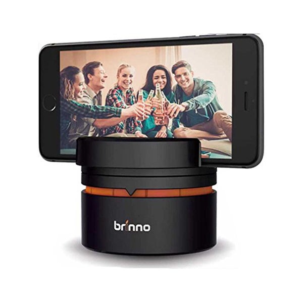 Brinno ART200 Pan Lapse Bluetooth Rotating Camera Stand, 2.2-Pound Capacity (Black)