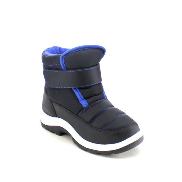VIA PINKY SCARLETT-54F Children Girl Lug Sole High Top Athletic Ankle Booties