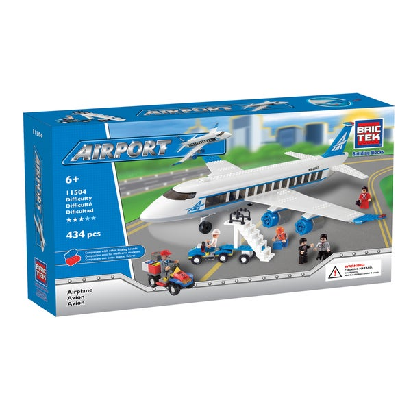 Brictek Airplane