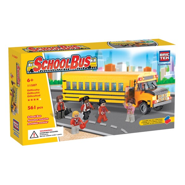 Brictek School Bus