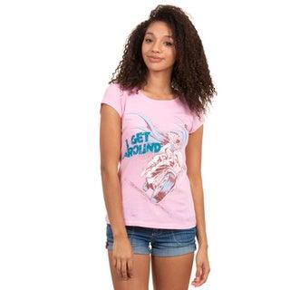 Junior DC Comics I Get Around T-shirt