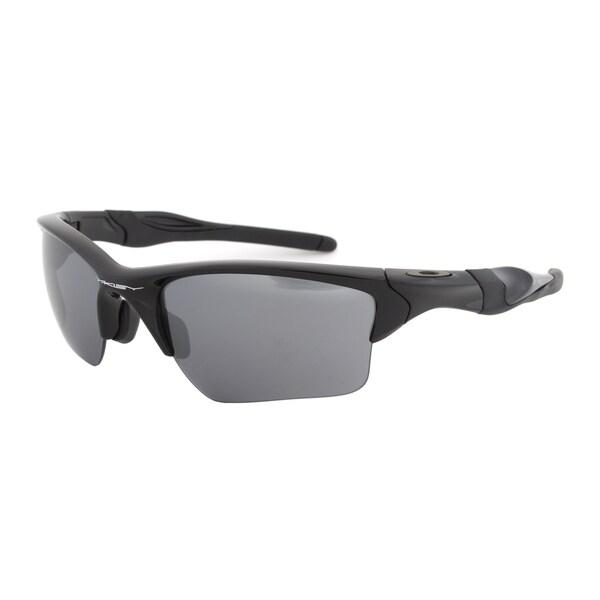 Oakley OO9155-01 Half Jacket 2.0 XL Asian Fit Sunglasses