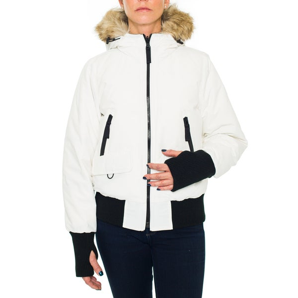 Halifax Reversible Down Bomber Jacket