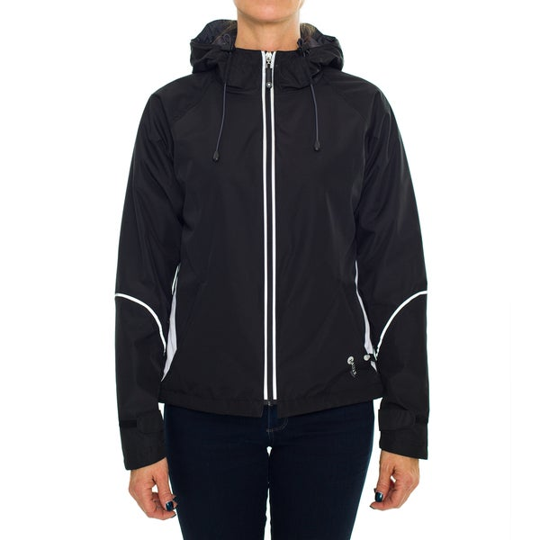 Halifax Women's Lightweight Hooded Windbreaker