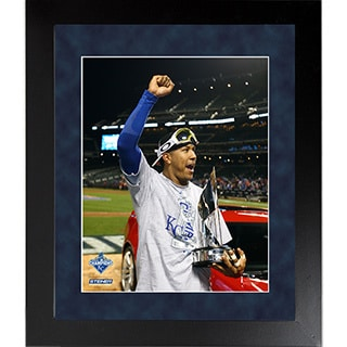 Kansas City Royals 2015 World Series Championship Series MVP Framed 16x20 Collage
