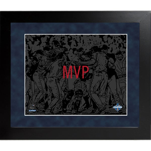 New York Mets 2015 World Series Championship Series MVP Framed 16x20 Collage