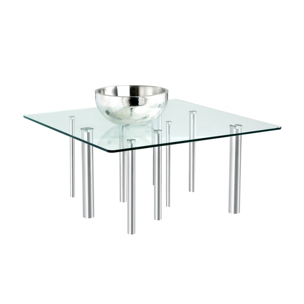 Sunpan Solar Square Coffee Table