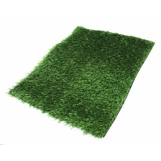As Seen On TV Synthetic Grass for X-Large Potty Pad