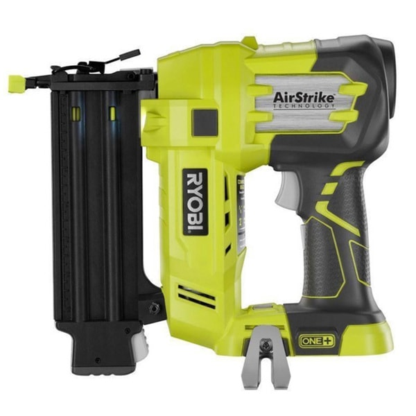 Reconditioned Ryobi ZRP320 ONE Plus 18V Cordless Lithium-Ion 2 in. Brad Nailer (Battery and Charger Sold Separately)