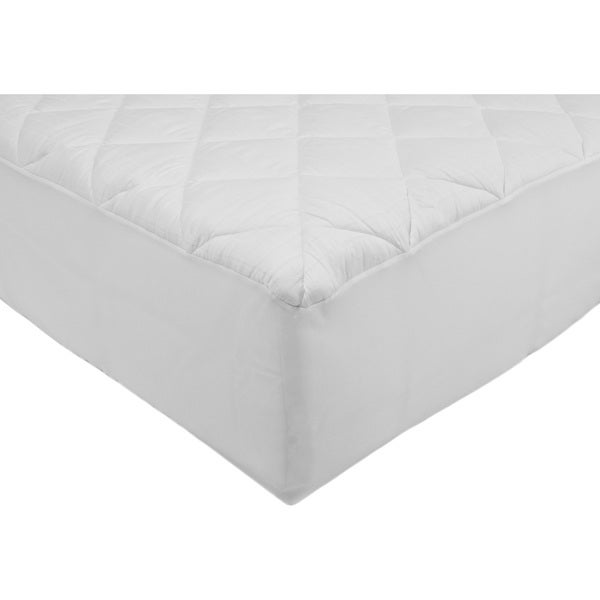 250 Thread Count Stain Resistant Mattress Pad