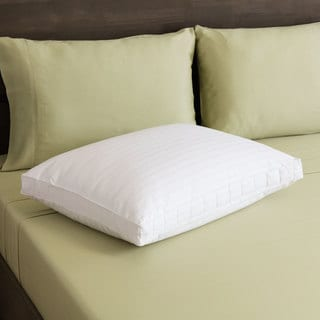 St. James Home Twice as Nice Nanofeather and Microgel Bed Pillow