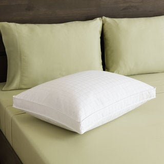 380 Thread Count Dobby Dot Side Sleeper Down Pillow