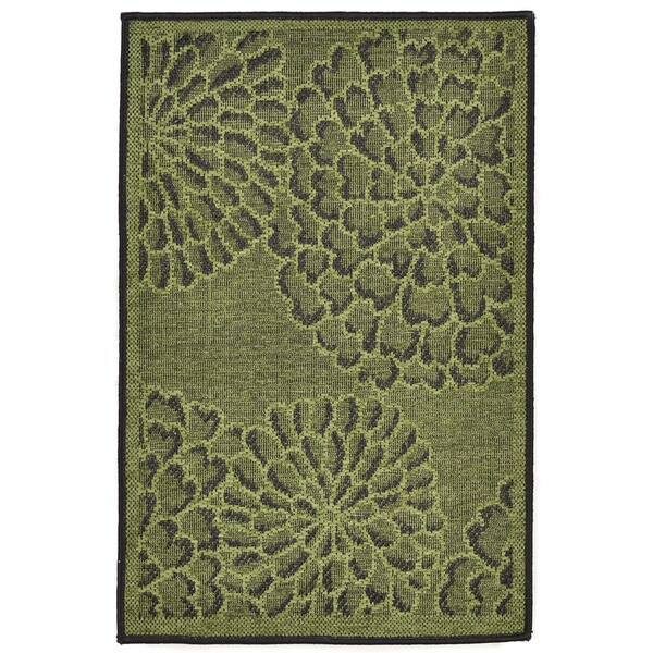 Scattered Flowers Indoor Rug (1'11 x 2'11) - 1'11 x 2'11 16597149