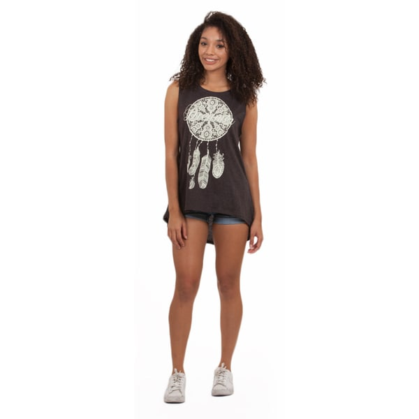 Junior High-low Dream Muscle Tank