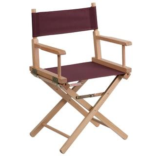 Standard Height Folding Directors Chair