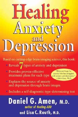 Healing Anxiety And Depression (Paperback)