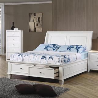 Gomez Serene 4-piece Bedroom Set