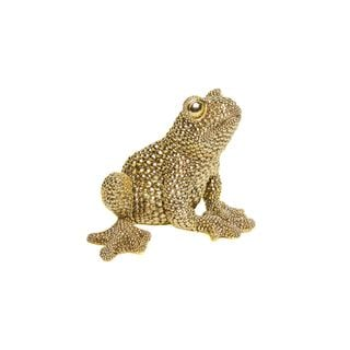Electroplated Frog Tabletop Decor