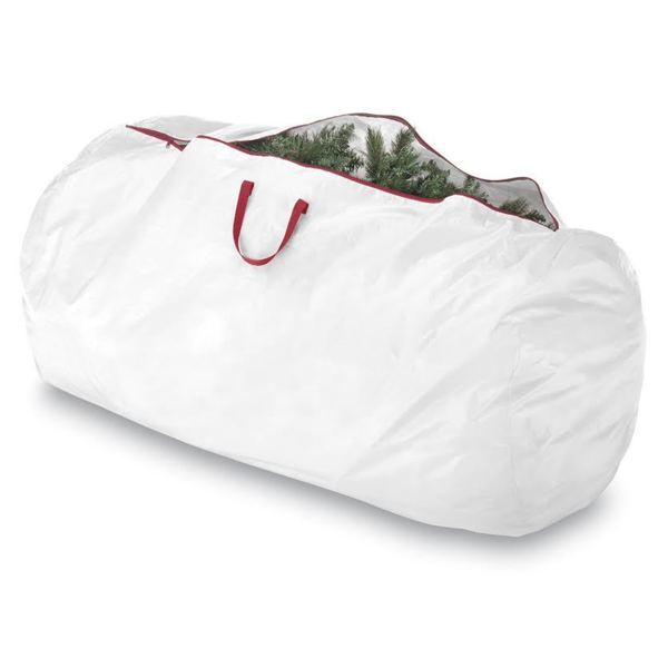 Chirstmas Tree Bag in White