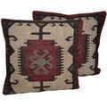 Herat Oriental Indo Handmade Wool/ Jute 20