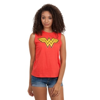 Junior Wonderwoman Muscle Tank