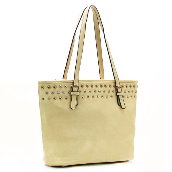Chasse Wells Royal Lizzy Couture 'Cote a Cote' Classic Tote Handbag