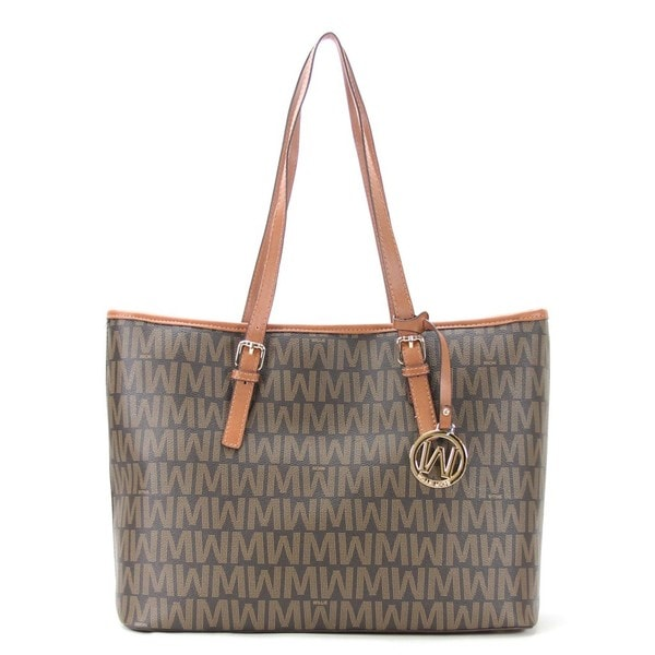 Willi Michi Boston Classic Shoulder Tote