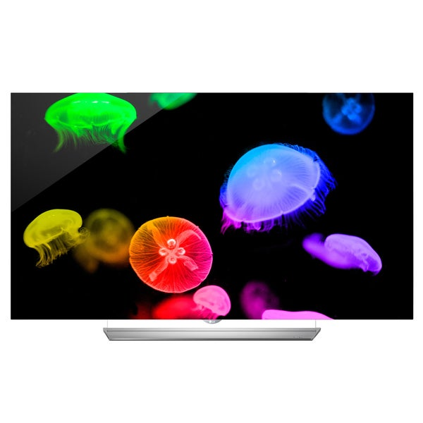 LG 65EF9500 65-inch Class Flat Oled 4k Smart Tv with Web OS