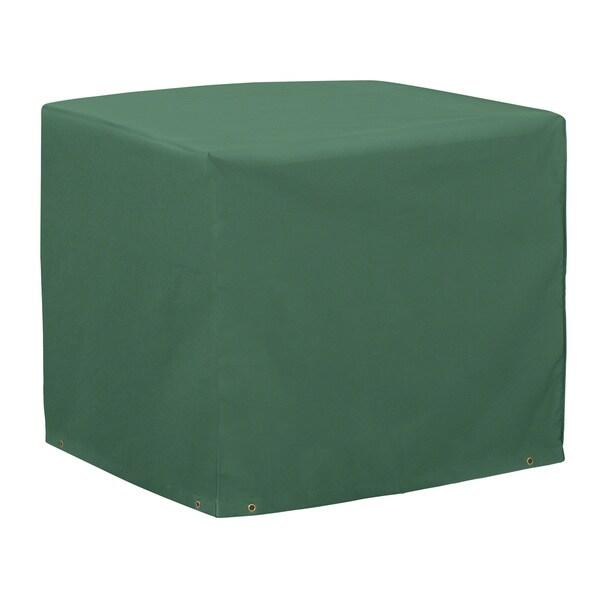 Classic Accessories Atrium Green Square Air Conditioner Cover (As Is Item) 16602210