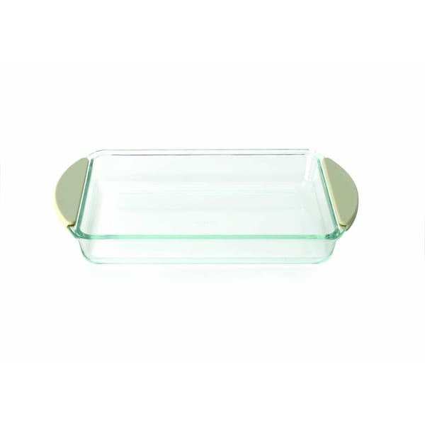 Studio Large Baking Dish Borosilicate Glass