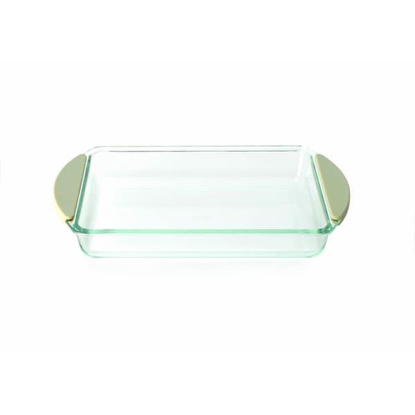 Studio Large Baking Dish Borosilicate Glass