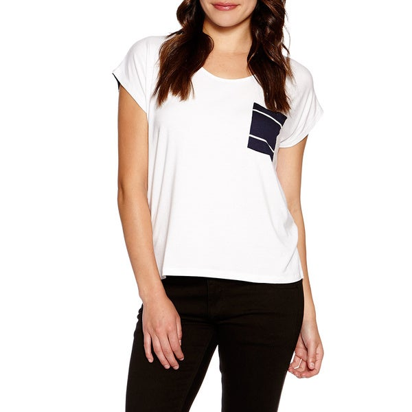 Women's Adela Striped Jersey T-shirt