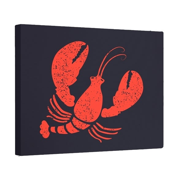Lobster Animal Print 12-inch Wall Art