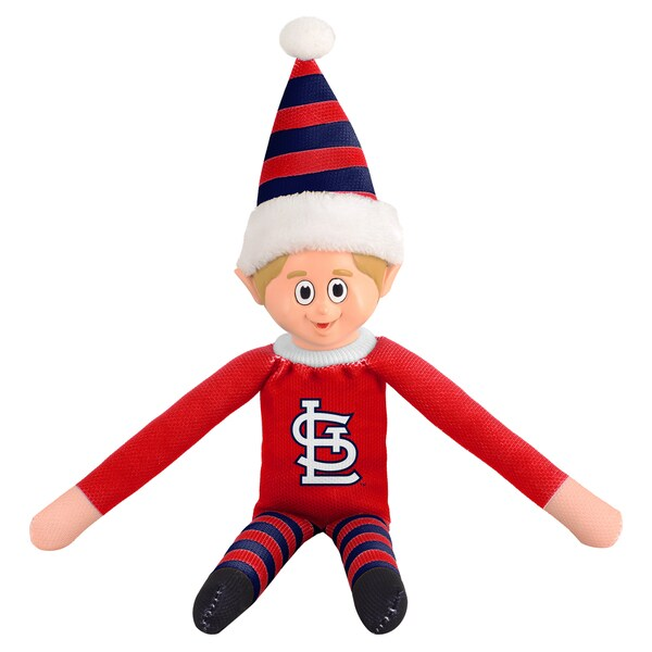Forever Collectibles St. Louis Cardinals MLB 14-inch Team Elf 16603046