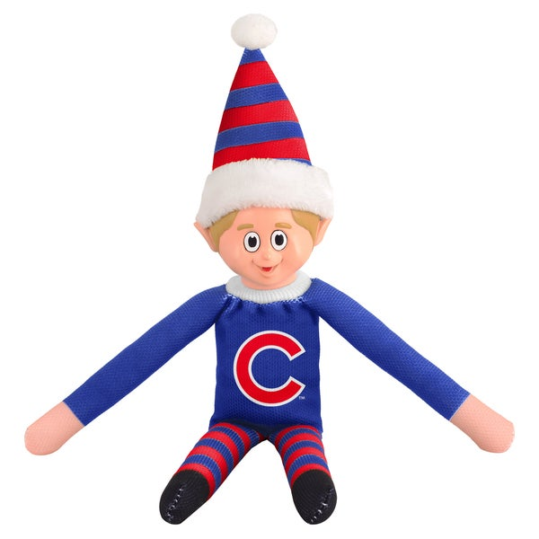 Forever Collectibles Chicago Cubs MLB 14-inch Team Elf 16603055