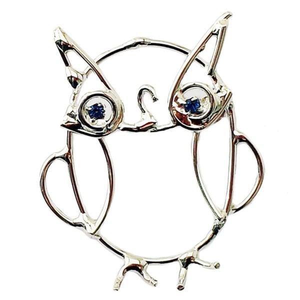 Detti Originals Wire Owl Pin 16603062