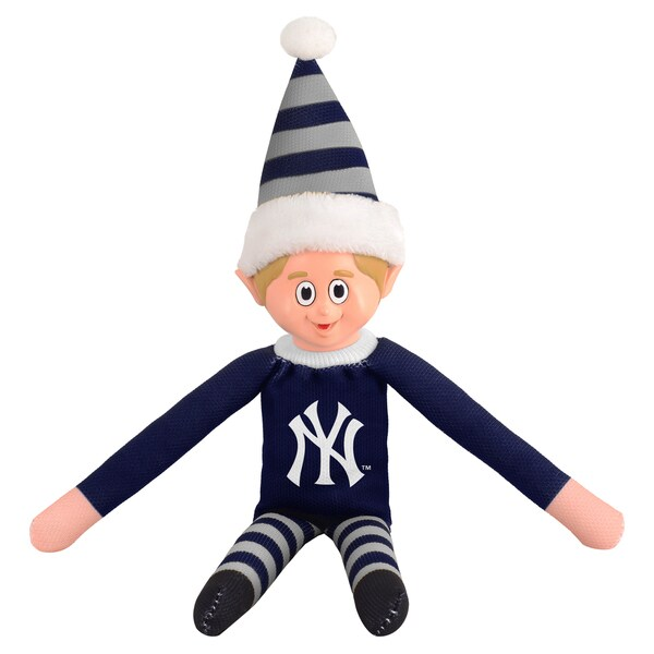 Forever Collectibles New York Yankees MLB 14-inch Team Elf 16603278