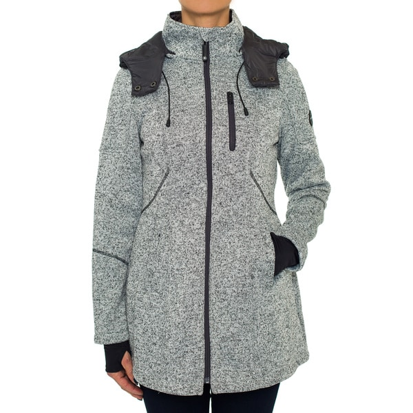 Halifax Knitted Softshell with Removable Hood