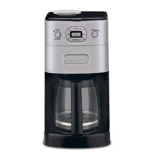Cuisinart DGB-625BC Cuisinart Grind-and-Brew 12-cup Automatic Coffeemaker (Refurbished)