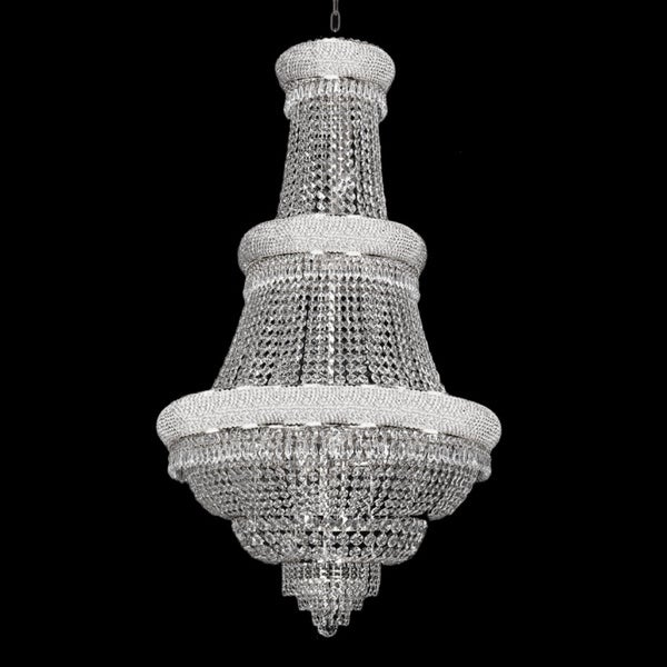 Empire Crystal 3 Tier 21 Light Chandelier