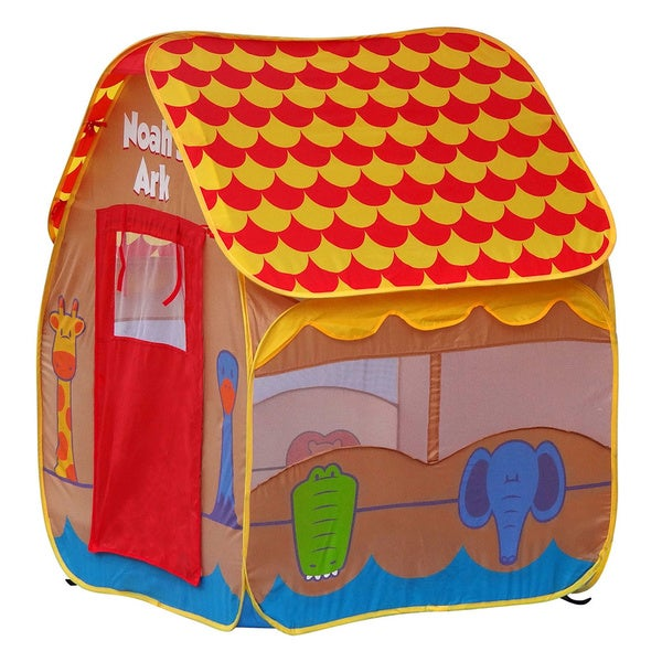 Giga Tent Noah's Ark Pop-Up Play Tent